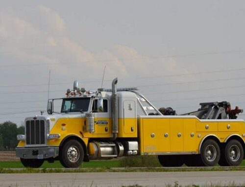 Semi Truck Towing in Indianapolis Indiana